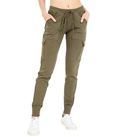 Hard Tail City Cargo Pants (Olive Drab) Women