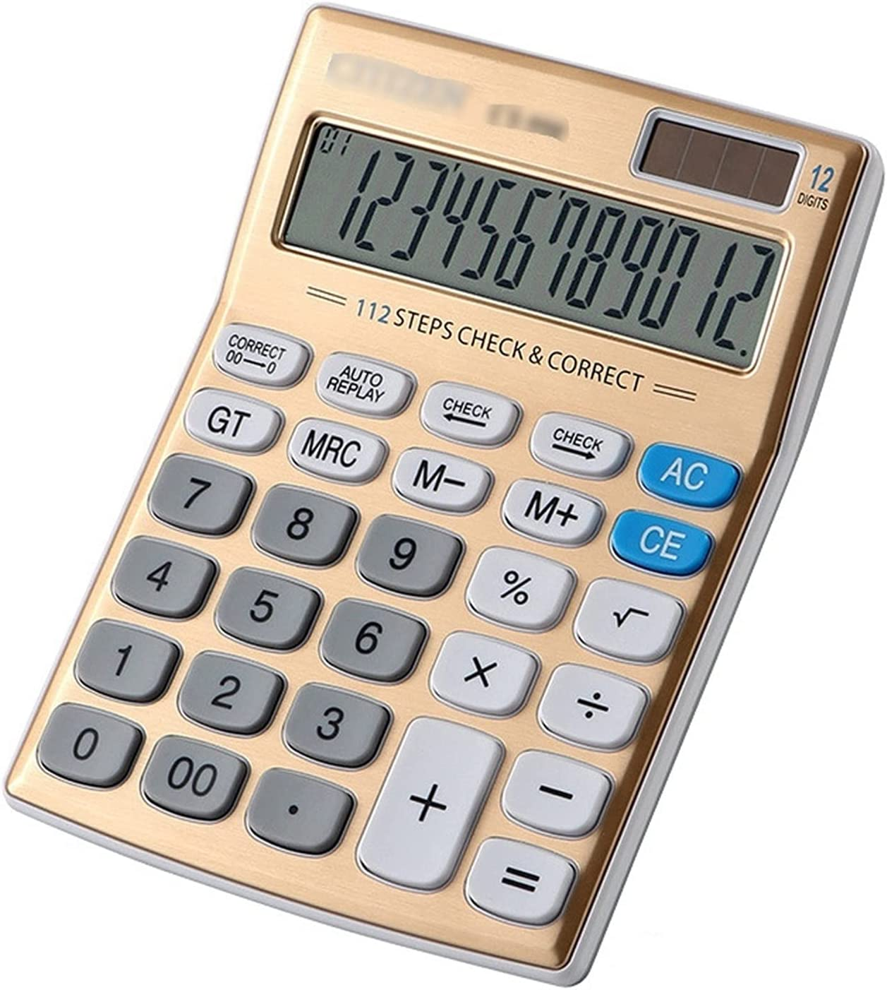 Limited time sale Calculator Electronic Desktop Oklahoma City Mall Dig with 12