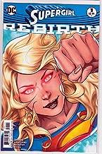 Supergirl Rebirth #1 (2016) Regular Emanuela Lupacchino Cover