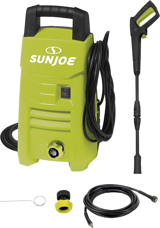 Sun Joe SPX200E 1350 Max Psi Pressure 1.45 Gpm 10-Amp Manufacturer regenerated Elegant product Electric W