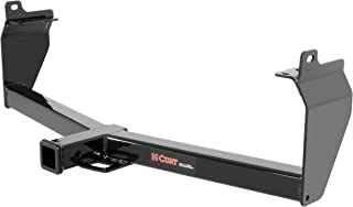 CURT 13171 Class 3 Trailer Hitch, 2-Inch Receiver for Select Jeep Cherokee