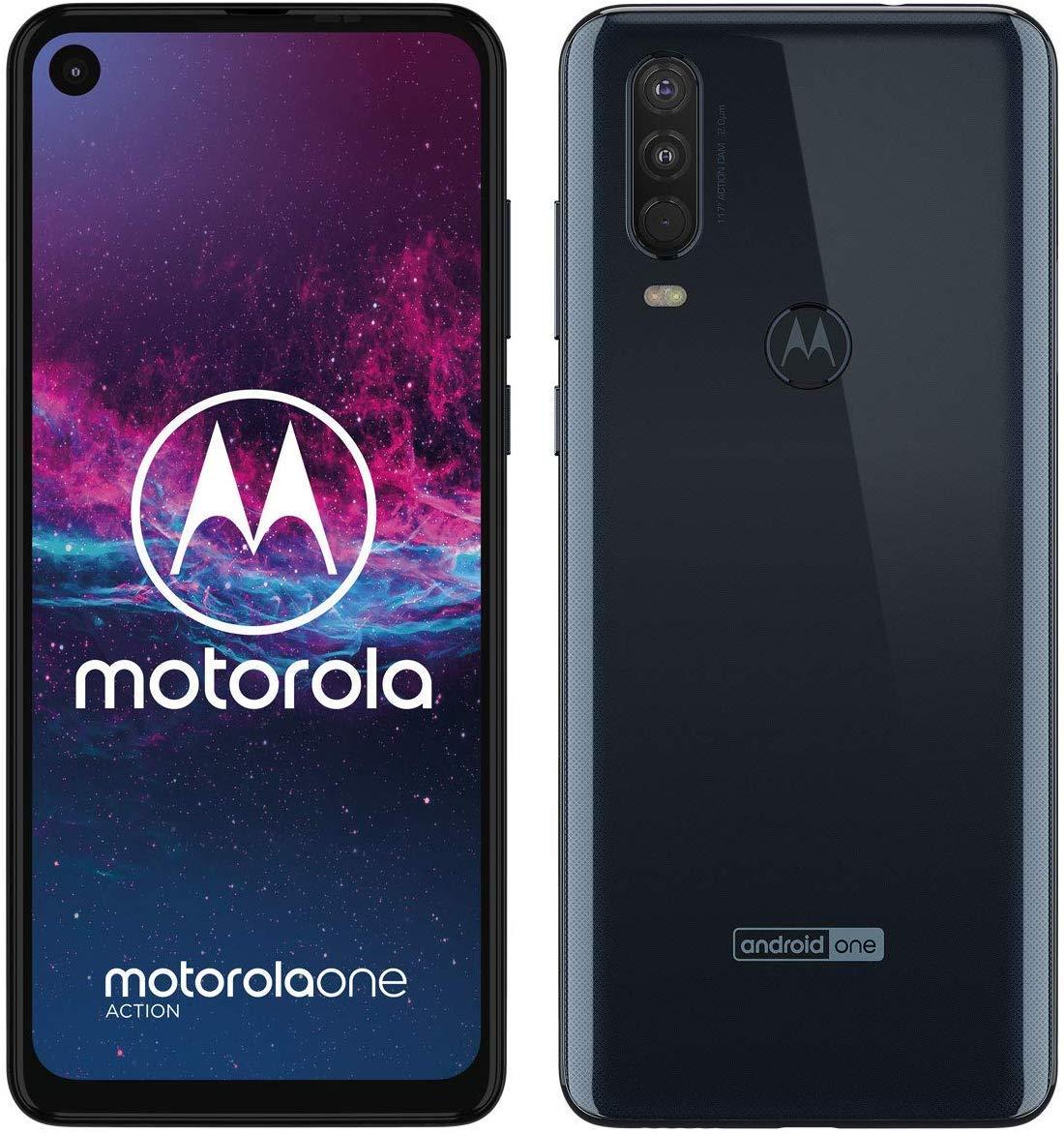 Motorola One Action Unlocked Brazilian