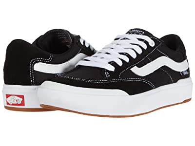 Vans Berle Pro (Black/True White) Skate Shoes