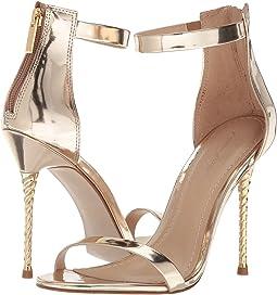 Massimo Matteo - Open Toe Unicorn Heel
