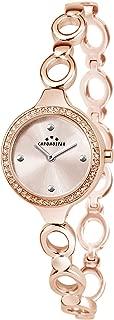Chronostar R3753275501 Selena Year Round Analog Quartz Rose Gold Watch