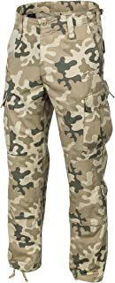 Helikon genuino BDU pantalones Cotton Ripstop 3-Colour Desert