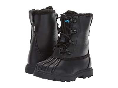 Native Kids Shoes Jimmy 3.0 Treklite (Toddler/Little Kid) (Jiffy Black/Jiffy Black) Kids Shoes