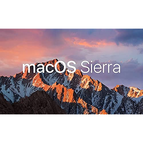 Mac OS Sierra: Amazon co uk