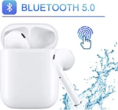 Wireless Bluetooth Earbuds with Charging Case Bluetooth...