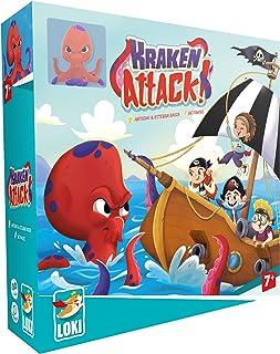 LOKI Kraken Attack Board Game