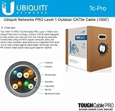 Ubiquiti Networks Tough Cable Pro (TC-PRO) 100' Length