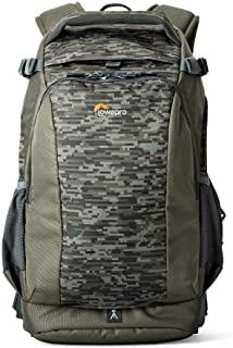 Lowepro Backpack Flipside 300 Aw Ii Medium Capacity DSLR Camera Backpack with Secure Body-Side Access, Mica/Camo (Lp37128-Pww)
