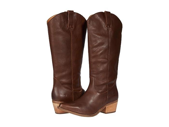 Bonanza  Shoes (Brown) Women's Boots