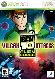 Ben 10 Alien Force: Vilgax Attacks - Xbox 360