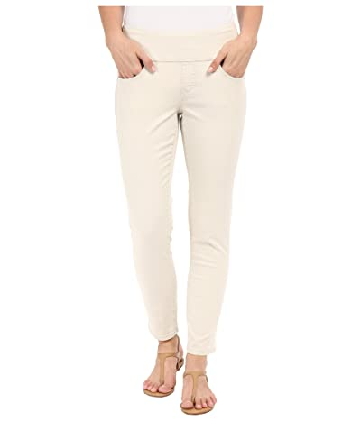 Jag Jeans Amelia Pull-On Slim Ankle Pants in Bay Twill (Stone) Women