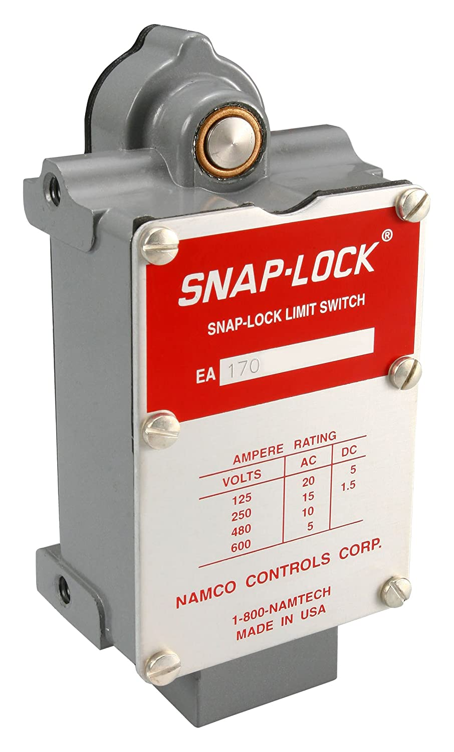 NAMCO EA170-11100 Double Pole Max 54% OFF Limit wi Switch Mounting Dedication Standard