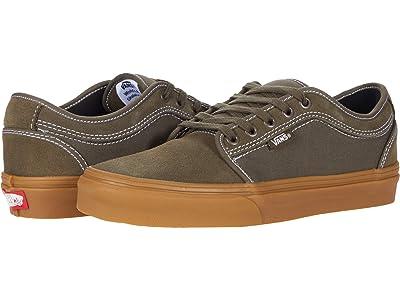 Vans Chukka Low (Canteen/Gum) Skate Shoes