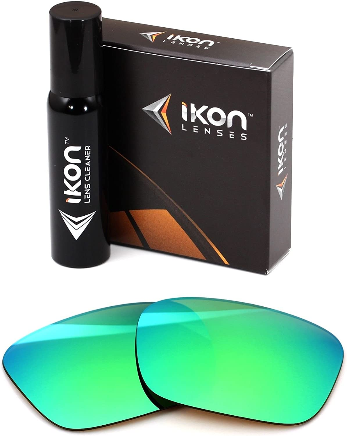 Polarized Ikon Iridium Replacement Lenses For Electric Knoxville Sunglasses  Multiple Options