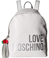 LOVE Moschino - Love Moschino Backpack w/ Tassel