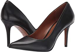 85mm Waverly Pump - Leather