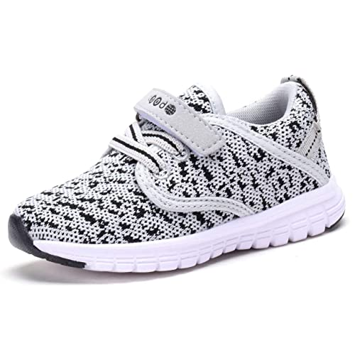 00258c59a9a2 COODO Toddler Kid s Sneakers Boys Girls Cute Casual Running Shoes