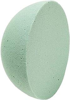 """Demi-cercles en mousse florale humide pour arts et travaux manuels (7,8"""", vert, 4 pièces)"""
