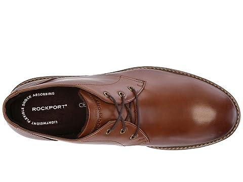Leathertobacco Rockport Chukker Blackbrown Y Afilada Lista gqFIrpq