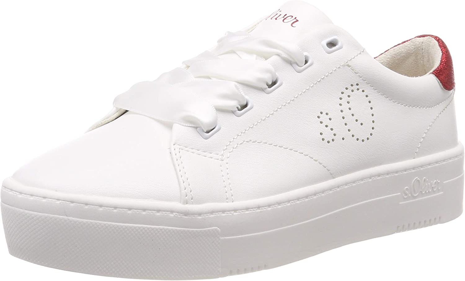 S.Oliver Women's 5-5-23632-22 100 Low-Top Sneakers
