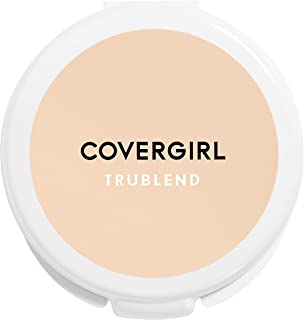 COVERGIRL, truBlend Pressed Blendable Powder, Translucent Fair.39 oz, 1 Count (Packaging May Vary)