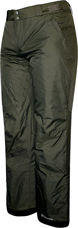 Waterproof. Mens  Large. Details about  /New With Tags Columbia Snow Top Pants Gray