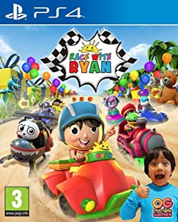Race with Ryan: Road Trip - Deluxe Edition (PS4)