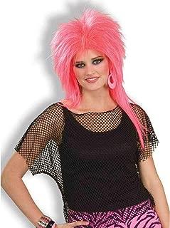 Woman's Rocker Mesh Top Costume