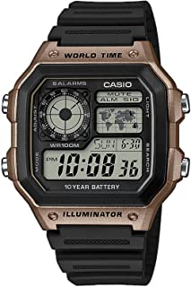 Casio Watch AE-1200WH-5AVEF