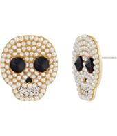 Skull Earrings 33165
