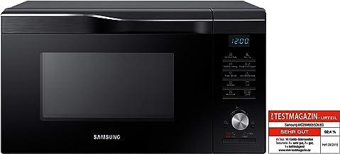 Microondas Samsung Embalaje de comercio electrónico. Negro