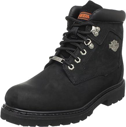 HARLEY-DAVIDSON���Harley davidsonbadlands���Ankle Boots with Laces���Black