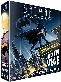 batman gotham under siege game