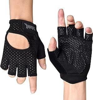 Fitself Fitness Handschuhe Damen Herren Atmungsaktive Gewichtheben Trainingshandschuhe..
