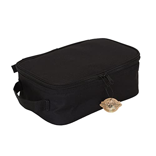 Household Essentials 6706 Grooming Toiletry Travel Bag Organizer for Men  and Women  44ebc8eede135