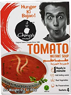 Ching's Secret Tomato Instant Soup, 60 gm