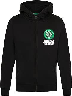 Celtic Football Club Official Soccer Gift Boys Fleece Zip Hoody