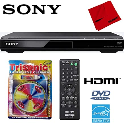 Sony DVPSR210P Progressive Scan DVD Player/Writer with...
