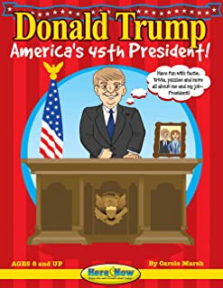 donald trump facts for kids