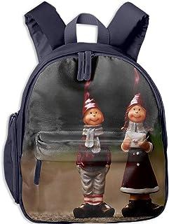Holiday Christmas Travel School Backpack Teens Kids