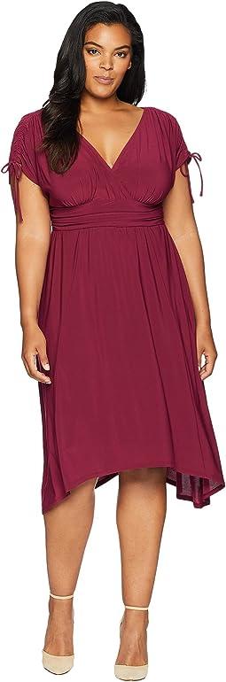 Tessa Ruched Dress