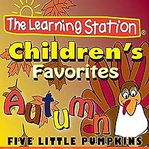 Five Little Pumpkins - Single