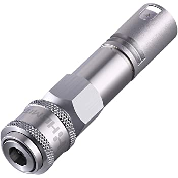Hismith KlicLok System Adapter for 3XLR Connector Sex Machine