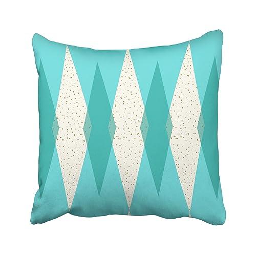 Mid Century Modern Throw Pillows Amazoncom
