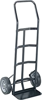 Safco Products Tuff Truck Continuous Handle Hand Truck 4069, 400 lbs. Capacity, Continuous Flow Back Handle