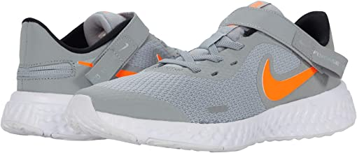 Light Smoke Gray/Total Orange